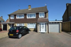 3 Bedroom House For Sale Ashdown Way Ipswich Suffolk IP3 8RL